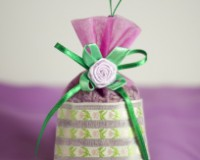 Schön verpackte Geschenke machen Freude